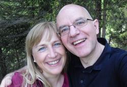 Sigrid Barthelmes und Lutz Frentzel
